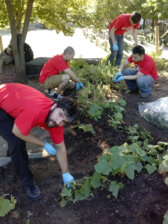 Red Hat Activate Good volunteer Raleigh North Carolina