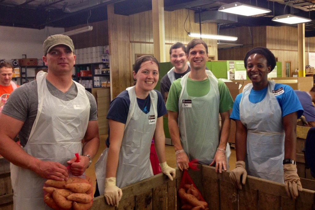 Food Bank Durham 2014 Activate Good