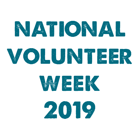 Image result for national volunteer week 2019