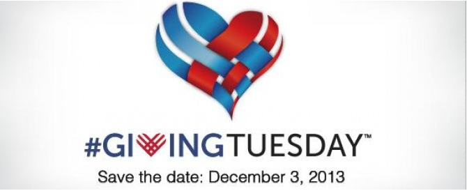 #GivingTuesday kicks off year-end Volunteer Pledge-a-Thon!