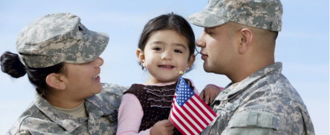 Frontline Families: Engaging Service Members and Military Families in Volunteer Leadership