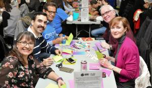 Cisco, volunteering, corporate social responsibility, durham